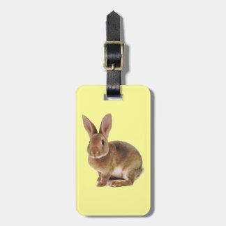Kawaii Cute Bunny Rabbit Luggage Tag