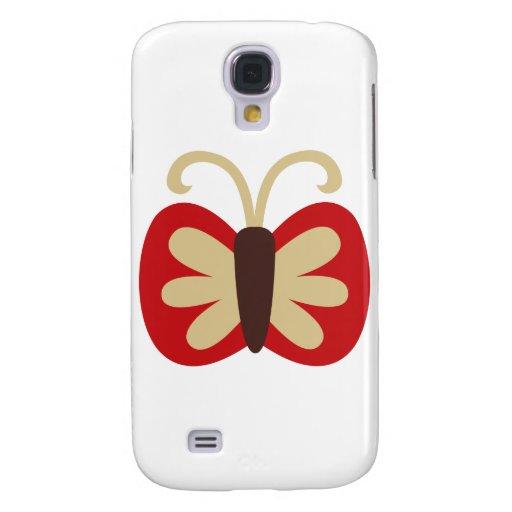 Kawaii cute butterfly graphic print samsung galaxy s4 case