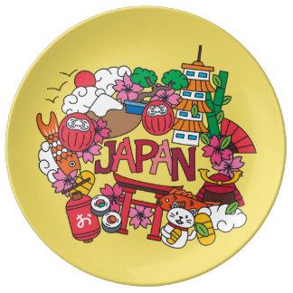 Kawaii Cute Japan! Plate