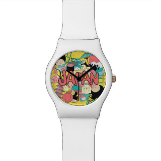 Kawaii Cute Japan. Wristwatches