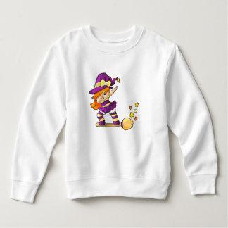 Kawaii Dabbing Witch Sweatshirt