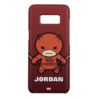 Kawaii Daredevil With Paired Short Sticks Case-Mate Samsung Galaxy S8 Case