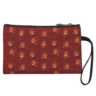 Kawaii Daredevil With Paired Short Sticks Wristlet