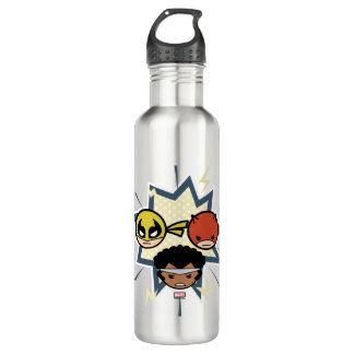 Kawaii Defenders 710 Ml Water Bottle