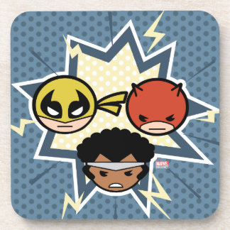 Kawaii Defenders Coaster