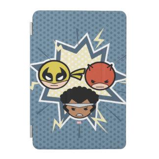 Kawaii Defenders iPad Mini Cover
