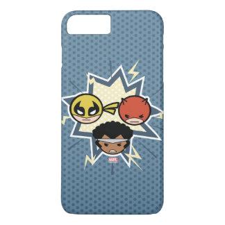 Kawaii Defenders iPhone 8 Plus/7 Plus Case
