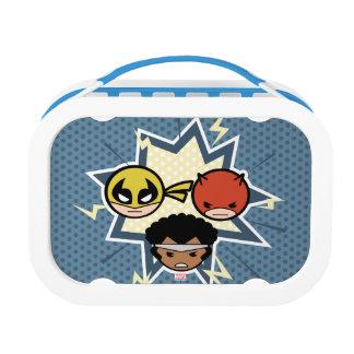 Kawaii Defenders Lunch Box