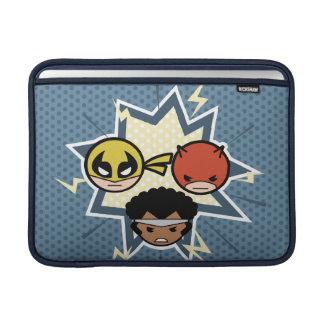 Kawaii Defenders MacBook Sleeve