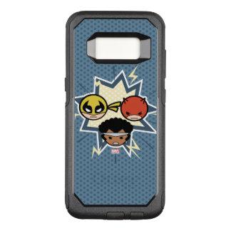 Kawaii Defenders OtterBox Commuter Samsung Galaxy S8 Case