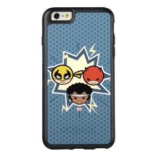 Kawaii Defenders OtterBox iPhone 6/6s Plus Case