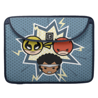 Kawaii Defenders Sleeve For MacBook Pro