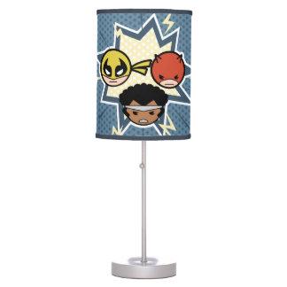 Kawaii Defenders Table Lamp