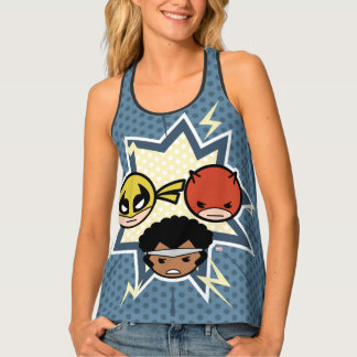 Kawaii Defenders Tank Top