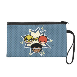 Kawaii Defenders Wristlet