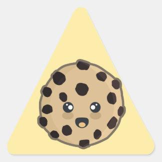 Kawaii Dessert Triangle Sticker