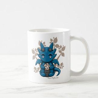Kawaii Dice Dragon Classic Mug