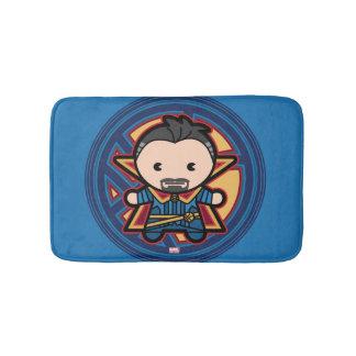 Kawaii Doctor Strange Emblem Bath Mat