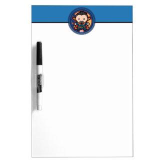 Kawaii Doctor Strange Emblem Dry Erase Board