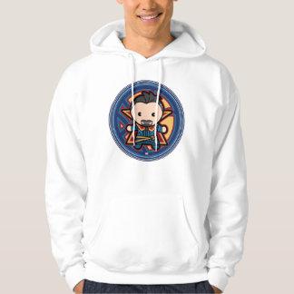 Kawaii Doctor Strange Emblem Hoodie