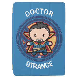 Kawaii Doctor Strange Emblem iPad Air Cover