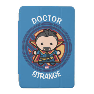 Kawaii Doctor Strange Emblem iPad Mini Cover