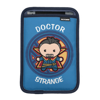 Kawaii Doctor Strange Emblem iPad Mini Sleeve