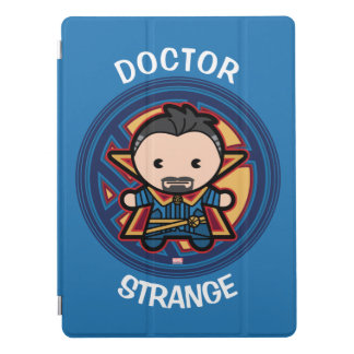 Kawaii Doctor Strange Emblem iPad Pro Cover