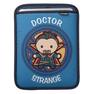 Kawaii Doctor Strange Emblem iPad Sleeve