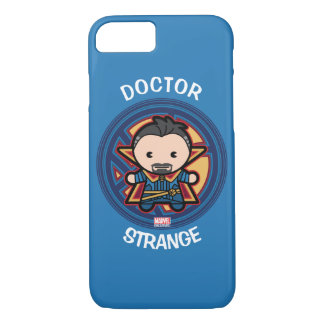 Kawaii Doctor Strange Emblem iPhone 8/7 Case