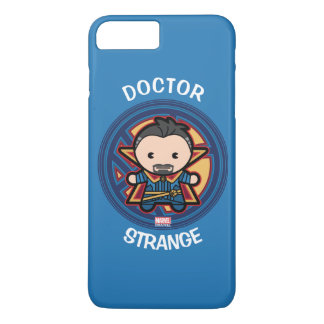 Kawaii Doctor Strange Emblem iPhone 8 Plus/7 Plus Case