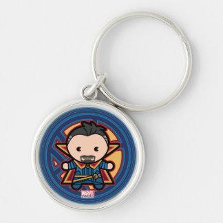 Kawaii Doctor Strange Emblem Keychain