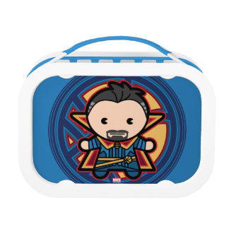 Kawaii Doctor Strange Emblem Lunch Box