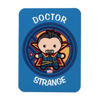 Kawaii Doctor Strange Emblem Magnet