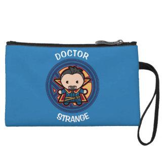 Kawaii Doctor Strange Emblem Wristlet