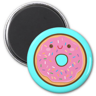 Kawaii Donut Magnet