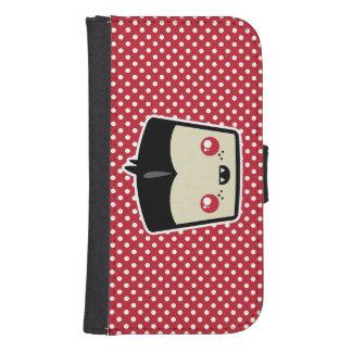 Kawaii Dracula Samsung Wallet Case Galaxy S4 Wallet