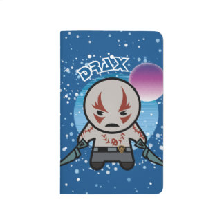 Kawaii Drax In Space Journal