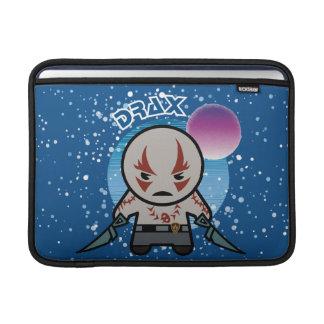 Kawaii Drax In Space MacBook Sleeve