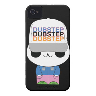 Kawaii dubstep panda iPhone 4/4s case