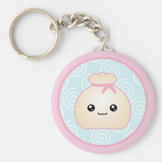 Kawaii Dumpling Keychain