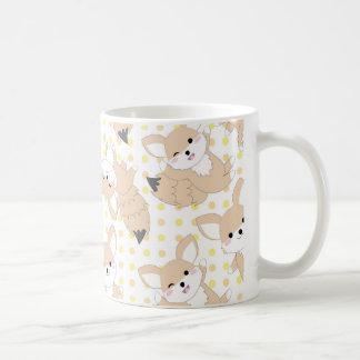 Kawaii Fennec Fox Mug