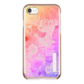 Kawaii Flowers Floral Incipio DualPro Shine iPhone 7 Case