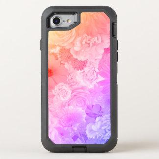 Kawaii Flowers Floral OtterBox Defender iPhone 7 Case