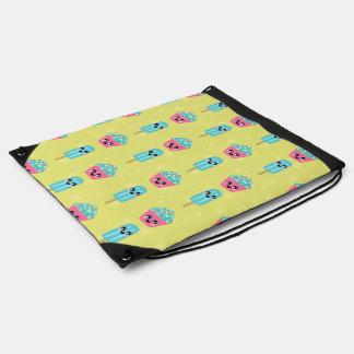 Kawaii Food Bag Drawstring Bag