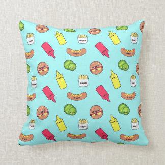 Kawaii Food Pillow