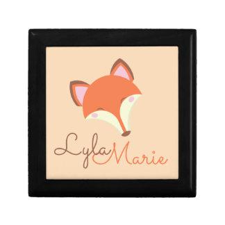 Kawaii Fox Gift Box