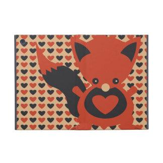 Kawaii Foxy Hearts iPad Mini Powis Case iPad Mini Cases