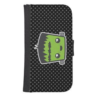 Kawaii Frankenstein Samsung Wallet Case Galaxy S4 Wallet