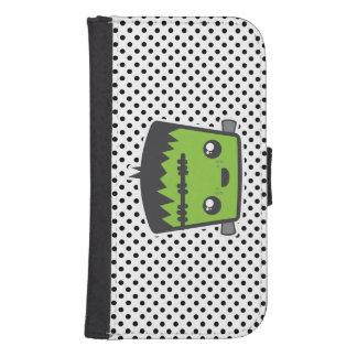 Kawaii Frankenstein Samsung Wallet Case Phone Wallet